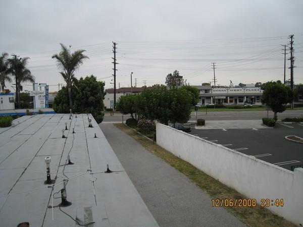 Motel外面