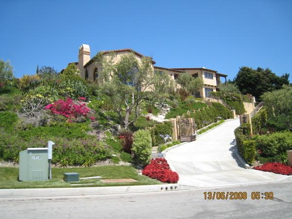 南加州豪宅區