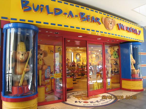 熊熊主題商店