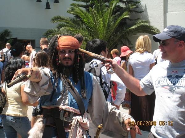 海盜船長-傑克