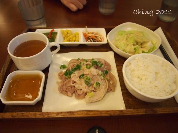 華山吃中餐