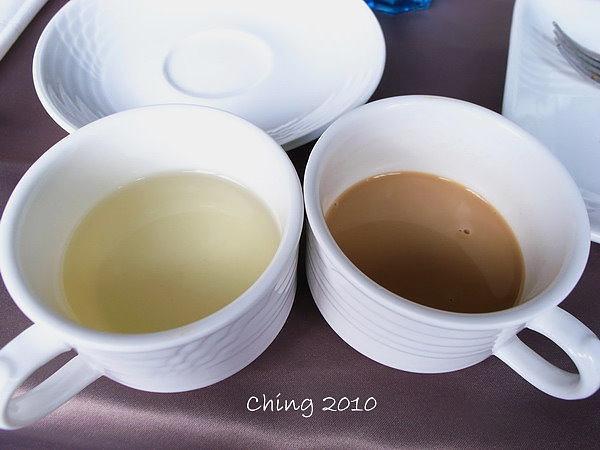 洋甘菊茶VS伯爵奶茶