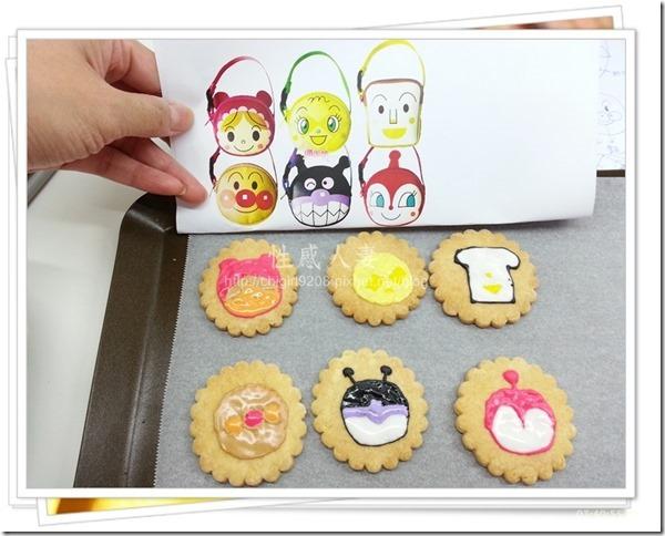 13-12-12 糖霜餅乾-麵包超人-23