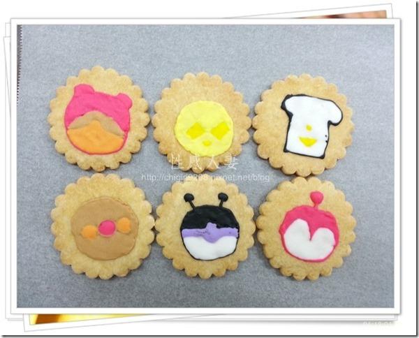 13-12-12 糖霜餅乾-麵包超人-24