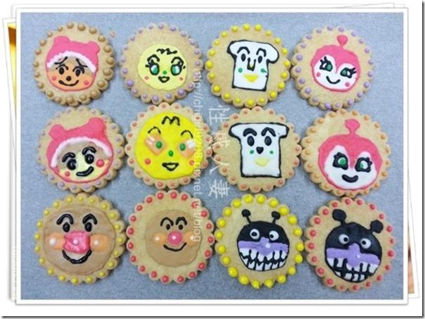 13-12-12 糖霜餅乾-麵包超人-38
