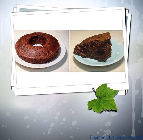 巧克力蛋糕2
