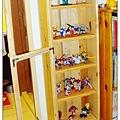 玩具模型櫃1
