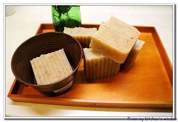 紅豆米糠油皂