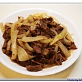 洋蔥炒牛肉