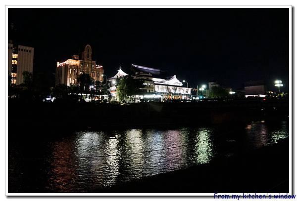 鴨川夜景1