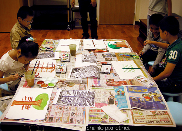 Watercolor & Story Telling