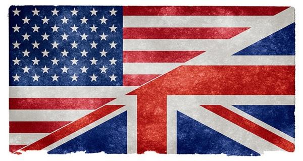 美式英文和英式英文差別