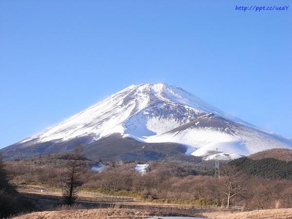 日本必去景點_富士山