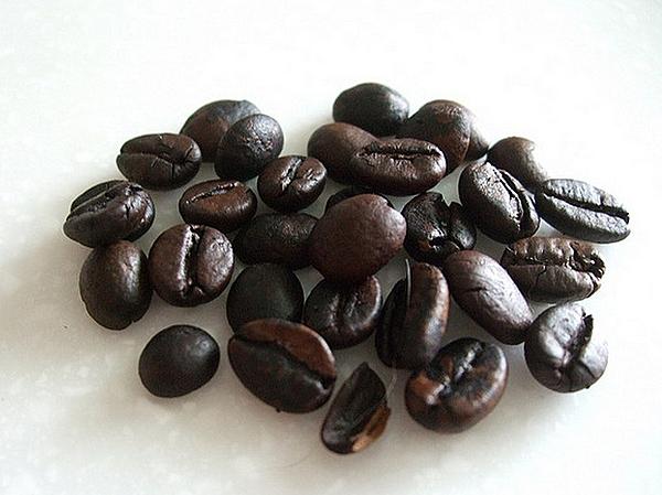 挑選咖啡豆