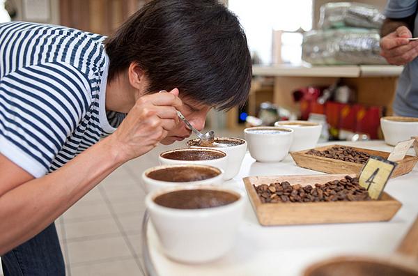 國際咖啡師