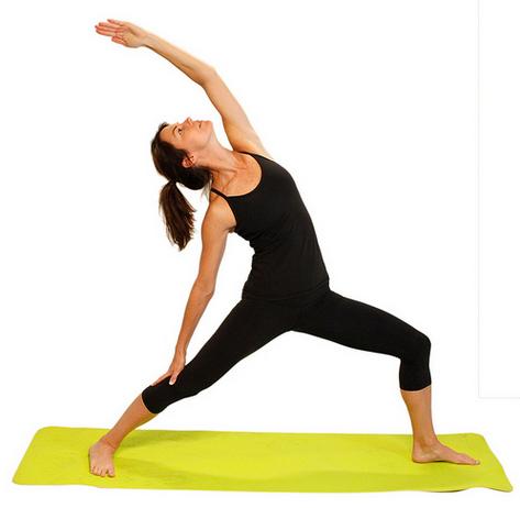 簡單塑身運動教學