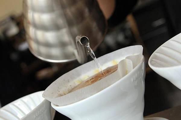 專業手沖咖啡技巧