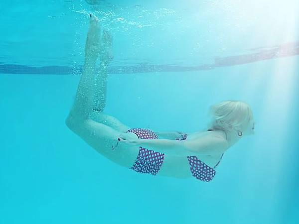 松裕堂-游泳減肥方法