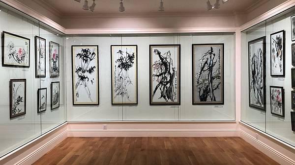 美國國際藝術館(IAMA)內的東方展品.jpg