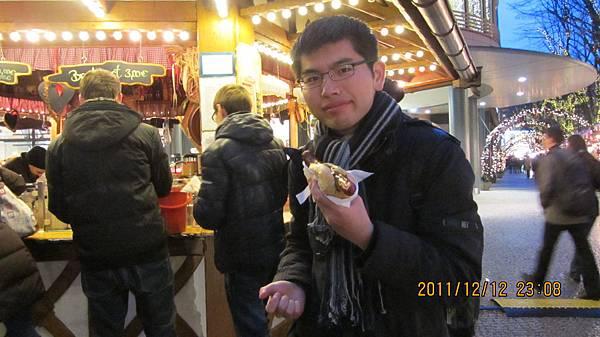 我和德國香腸