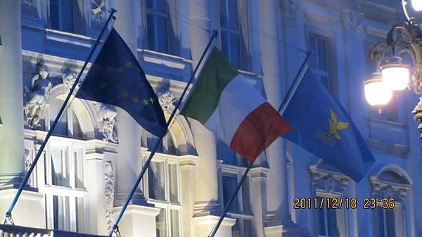 義大利國旗~!