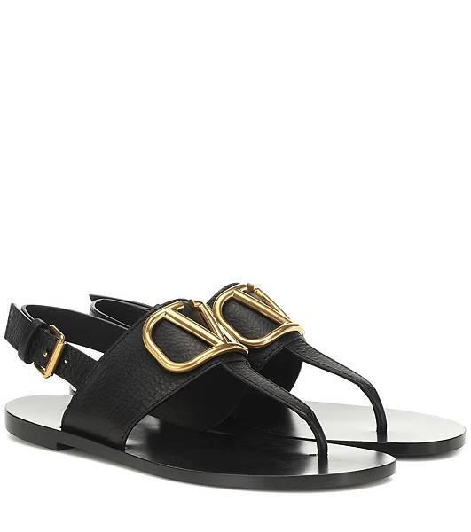 Valentino Garavani VLOGO leather sandals.jpg
