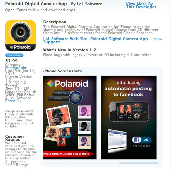 Polaroid Digital Camera App.JPG