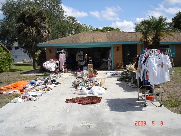 Another Garage sale