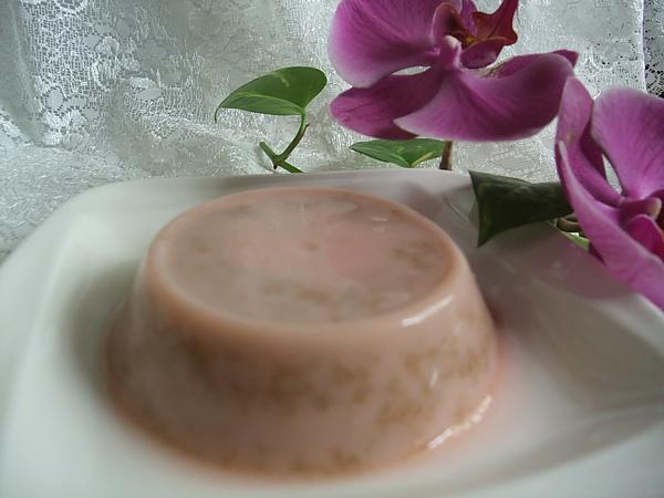 古藻凍 -- 草莓口味