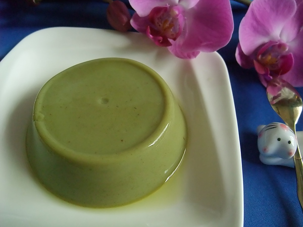 古藻凍 -- 抹茶口味