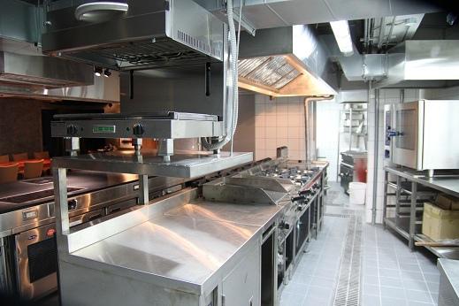 食品機械工作區