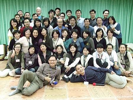 NLP基礎課程團體照-0110