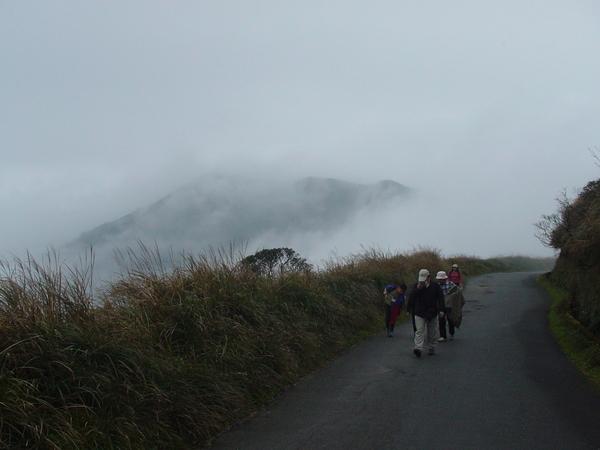 霧終於散開了點