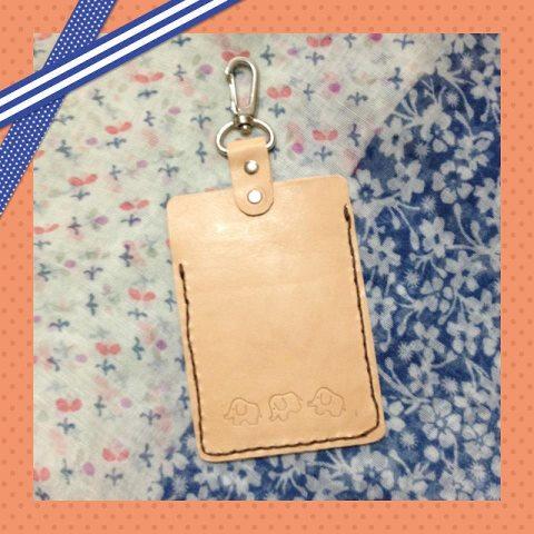 皮製證件卡夾02