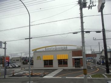 0513稚内のマクドナルド(日本一番北の店舗).JPG