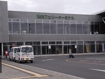 0514稚内-利尻島Byフェリー.JPG