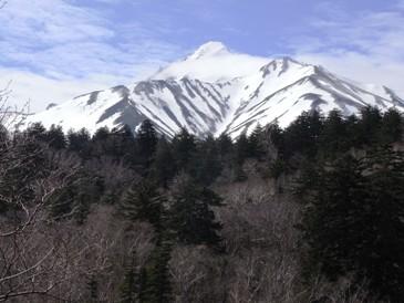 0514利尻島巡りー利尻富士山.JPG