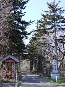 0515利尻島ー利尻山神社.JPG