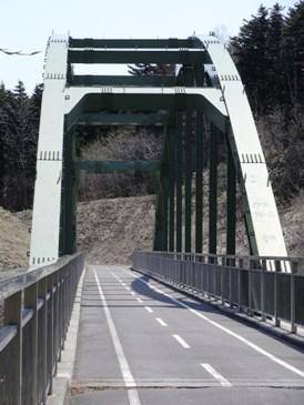 0515利尻島でのサイクリング(姫沼橋).JPG