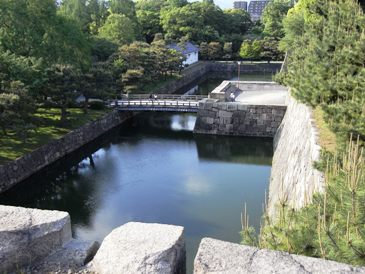 0516京都・二条城天守閣からの眺望.JPG