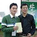 陳黎老師與彥森老師