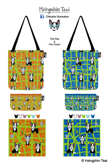 Cats and Dogs Pattern-Doggie Adventure(2)-02