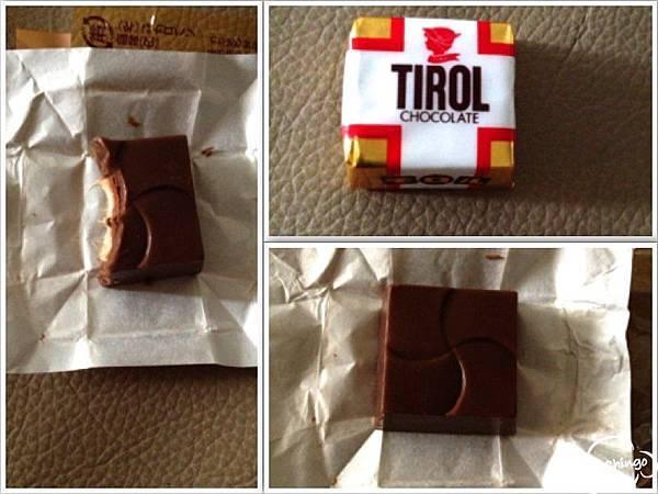 牛耐巧克力