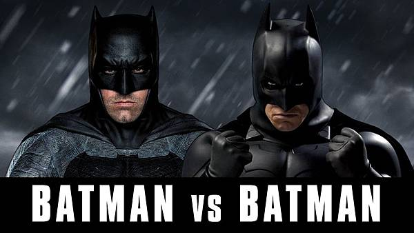 batman vs batman