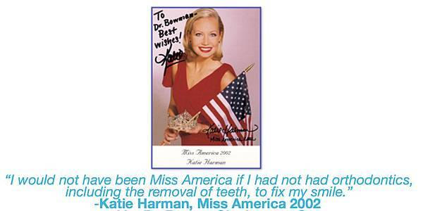 Miss America removal of teeth to fix my smile