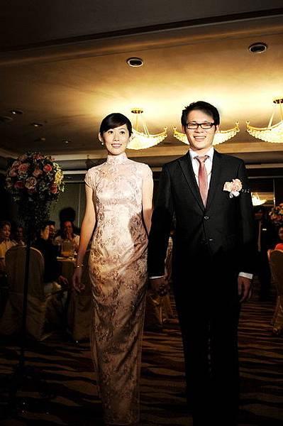 劉小姐2009年結婚照02
