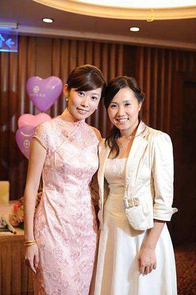 劉小姐2009年結婚照01