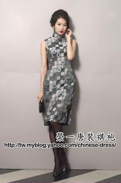 林志玲2008年金馬獎穿的旗袍