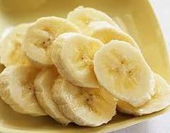 香蕉富含鉀