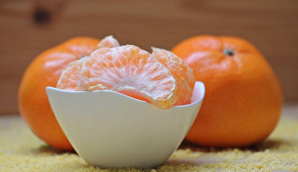 暖呼呼的烤橘子 改善咳嗽的天然妙方
